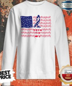 Awesome American Flag Musict SwearShirt