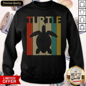 Funny Turtle Spirit Animal Gift Baseball SweatShirt