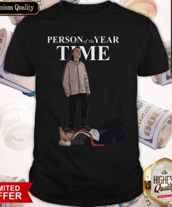 Greta Thunberg Person Of The Year Time Shirt