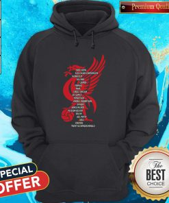 Liverpool You'll Never Walk Alone Hoodie