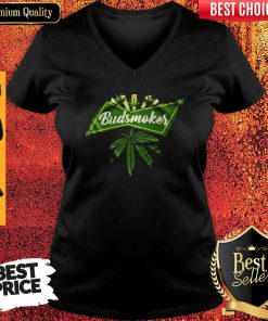 Original Bud Smoker V-neck