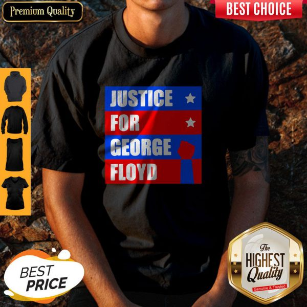 Premium Justice For George Floyd T-Shirt