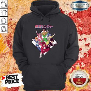 Awesome Yu Yu Hakusho Power Hoodie