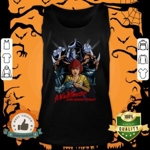 A Nightmare On Shred Street Tank Top