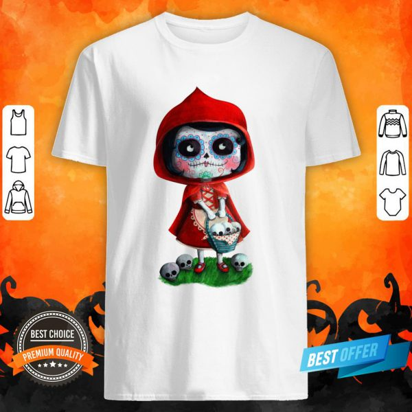 Dead Red Riding Hood Halloween Shirt