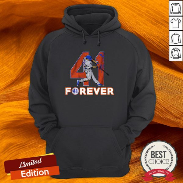 Official Pete Alonso, Tom Seaver 41 Forever Hoodie