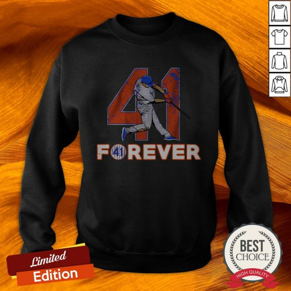Official Pete Alonso, Tom Seaver 41 Forever Sweatshirt
