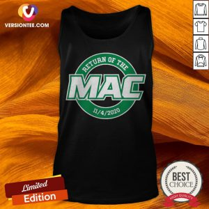 Awesome Return Of The Mac Tank Top