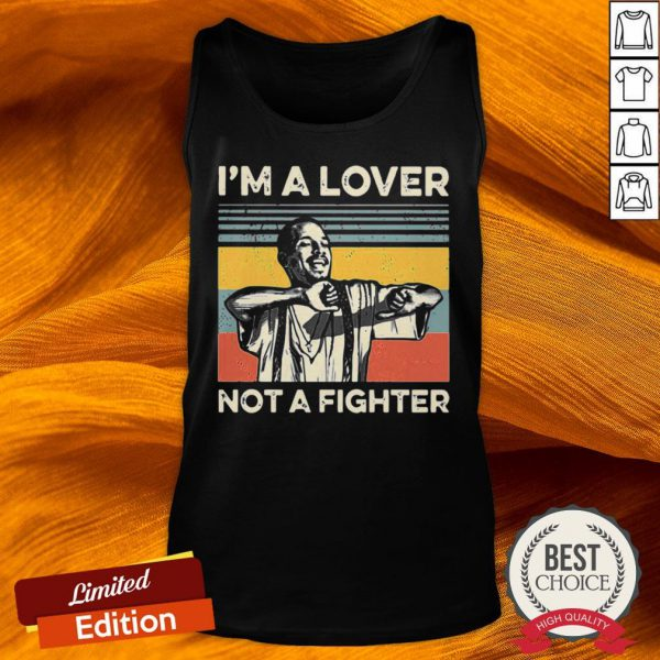 Im A Lover Not A Fighter Vintage Tank Top-Design By Versiontee.com