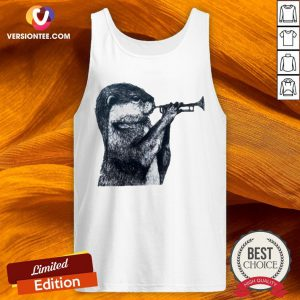 Otter Blow The Trumpet Tank Top