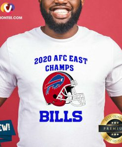 2020 Afc East Champs Buffalo Bills Shirt - Design By Versiontee.com