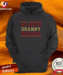 Atlanta Granny Kickers Hoodie - Design By Versiontee.com