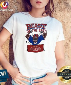Beast Of The East 2020 V-neck - Design By Versiontee.com