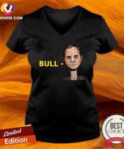 Bull Schiff V-neck - Design By Versiontee.com