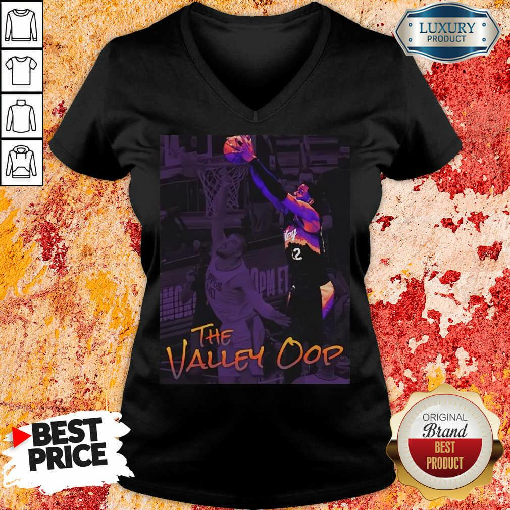The Valley Oop Phoenix Suns V-neck